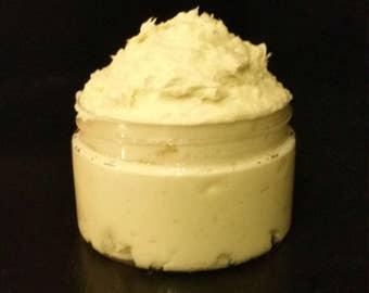 Whipped Shea Body Butter - Sweet Pea