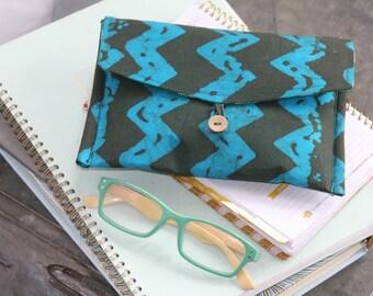 Batik Pouch Wallet #2