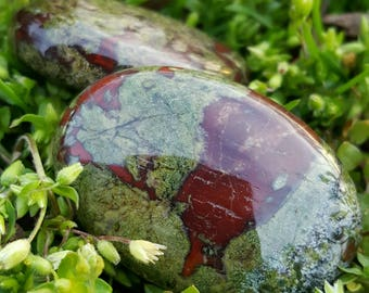 Dragon Blood Soapstone