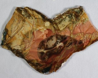 Morrisonite Jasper Slab