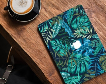 Palm Leaves Macbook Skin Macbook Decal Tropical Palm Leaves Macbook Skin Laptop Skin Decal Macbook Pro Skin Macbook Air Decal Macbook Decal