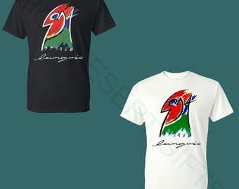 Soda Stereo / Cerati Languis T-Shirt (More colors inside) Rock de los 80's