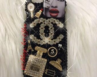 The cute black case- IPhone 6