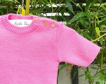 The Pink BonBon Sweater