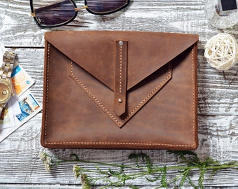Leather Clutch leather purse brown leather clutch simple purse rustic clutch mini bag, awesome clutch brown bag