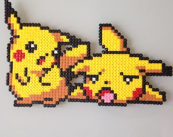 Friki Pokemon - Pikachu en perlas