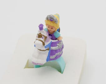 1993 Polly Pocket Pony Parade Ring