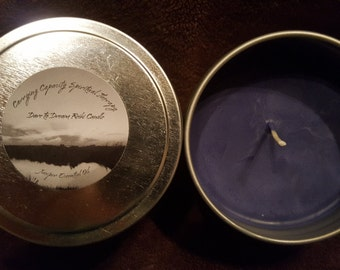 Dare to Dream Reiki candle