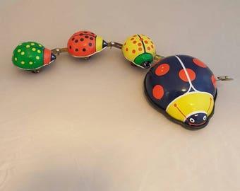Ladybugs wind up toy