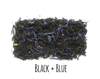 Black + Blue - Test Tube Tea
