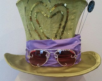 Mad Hatter Cosplay Hat