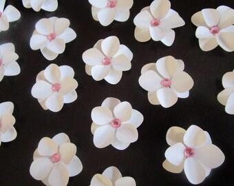 Mini Paper Hydrangeas, Mini Paper Flowers, Paper Flower Decor