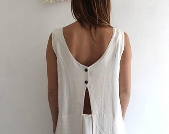 Linen Dream Dress