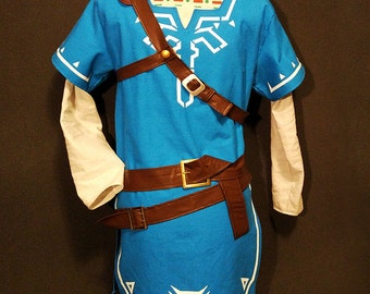 The Legend of Zelda - Breath of Wild - Link Cosplay