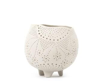 Ceramic Candle Holder / Lantern