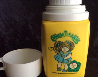1980s Cabbage Patch Kids Thermos
