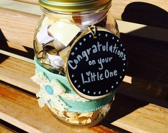 It's a Boy! Jars2Inspire Moms with New Babies