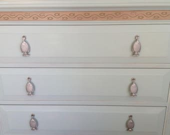 Beyond the Sea Dresser.  Dresser for your bedroom, kids room, living room, dining room.