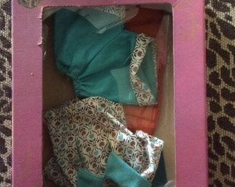 1950s Vogue Ginny Summer Swim Outfit in Original Box