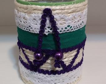 Decorative jar