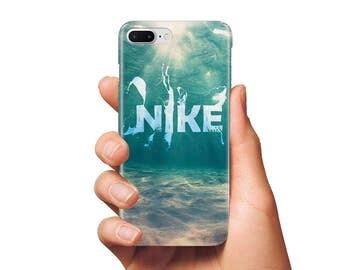 Nike case Sport case sea case the ocean case iPhone 6s case iPhone 7 case iPhone 6 Plus case iPhone 7 Plus case Samsung Galaxy S7 case sport