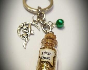 Disney Tinkerbell Inspired Keychain