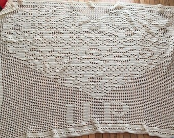 2017 Marquette County Mom Prom Afghan