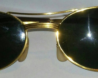 Ray Ban 1394 xtas vintage g15 lens in great shape .