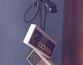 Original Nintendo controller pair