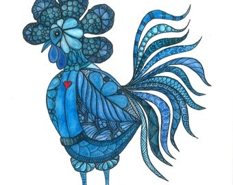 Blue Rooster 440