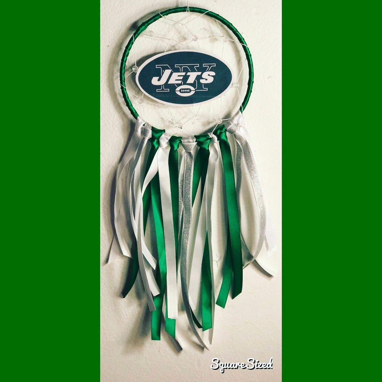 Small NY Jets Dream Catcher New York Jets Decor Jets Gift