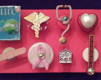 Cancer Push Pins