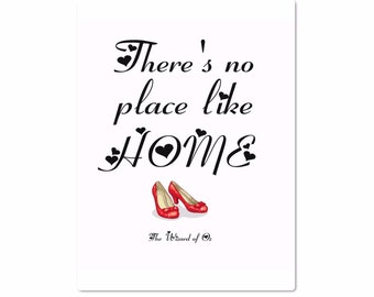 Movie Quote Wall Art The Wizard of Oz Digital Download