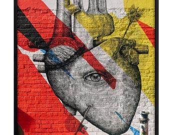 Street Art, Poster
