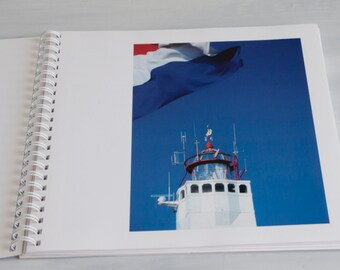 Lighthouse Noordwijk photo book created by dcfotografie in Netherlands