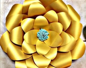 """Giant paper flower 20"""""""