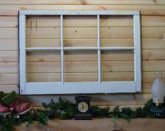 Window sash 1950's  36'x24""