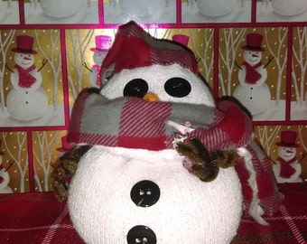 Snowman Chunkin