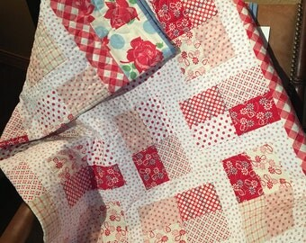 Fun Spring and Summer Handmade Quilt