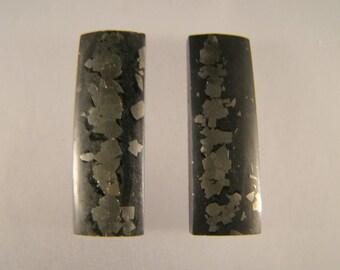 Idar-Oberstein Pyrite in Slate