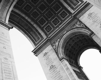 Arc de Triomphe, Paris - Digital download