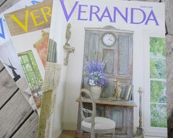 Veranda 17 copies from 2007-2011