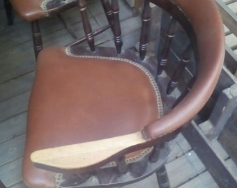Vintage Wood Chair