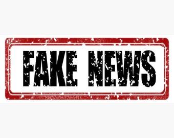Fake News Mug - Coffee Mug - Funny Mug