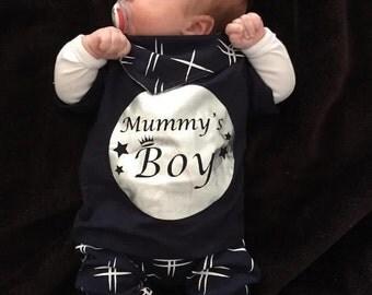 Mummy's Boy Set