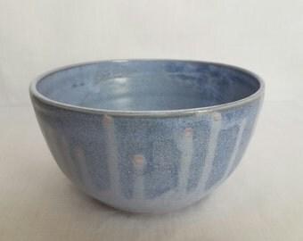 Blue Drip Bowl