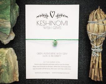 Heart Chakra, spiritual gift, heart chakra bracelet, green aventurine bracelet, yoga bracelet, wish bracelet, friendship bracelet,