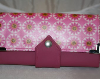 Purse XL PINK BLOOM