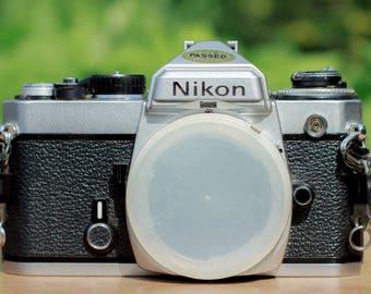 Working Nikon FE SLR