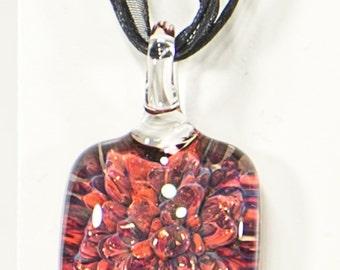 Coppernic square pendant